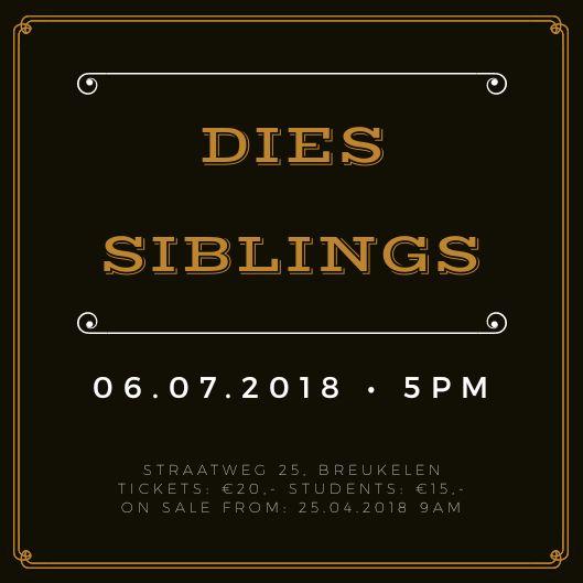 Dies Siblings 2018